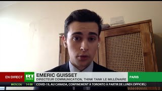 Emeric Guisset - RT - 11 Novembre 2020