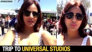 I thoroughly loved my UniversalStudios experience Wanna give you all a sneak