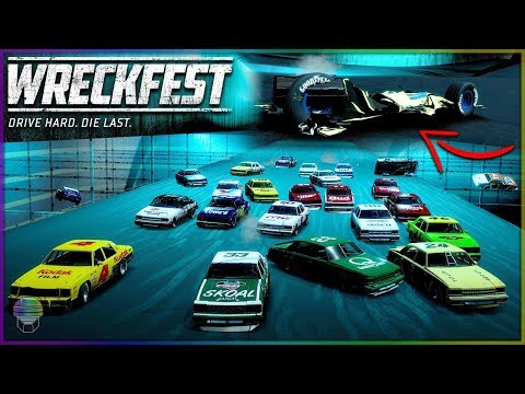 PITFAULT BLOWOUT! [MOST MANGLED CAR EVER!] | Wreckfest