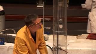 Burning in hydrogen