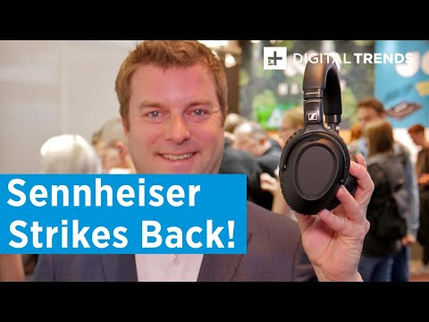 External Review Video qZ15Y43slxU for Sennheiser PXC 550-II Wireless Headphones