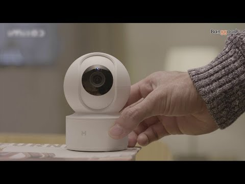 , title : 'XIAOMI Mijia IMILAB H.265 1080P 360° Night Version Smart AI IP Camera Home Baby Monitor Pan-tilt'