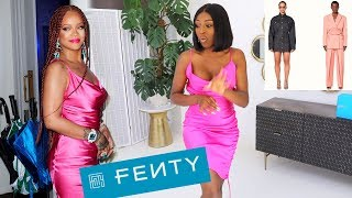 TRYING FENTY CLOTHING! MY FULL REVIEW...RIHANNA WHY? *MY MONEY HAS LEFT THE CHAT*