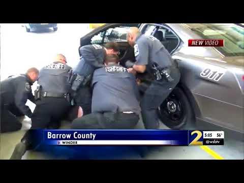 Body cam video shows deputies using stun gun on suspect before he died
