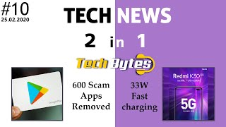 TECH NEWS | TWO IN ONE | #10 | ENGLISH | TECHBYTES
