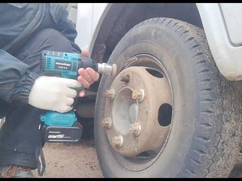 Гайковёрт 550nm с AliExpress wrench