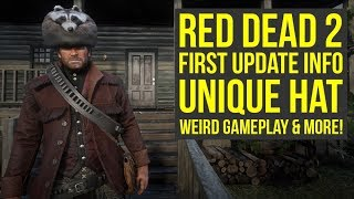 Red Dead Redemption 2 Tips Tricks SPECIAL UNIQUE HATE, First Update Info & More (RDR2 Tips)