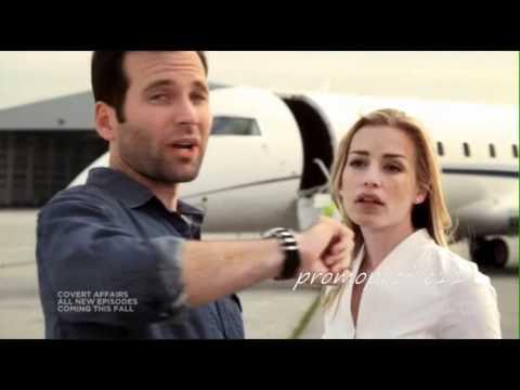Covert Affairs Season 2 (Fall Promo)