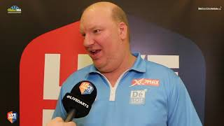 "Vincent van der Voort: ""Raymond did a great thing for Dutch darts but that's in the past"""