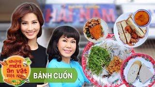 Bánh Cuốn - Việt Hương ft Diễm My 9x   Những Món Ăn Vặt Việt Nam