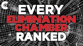 Every Elimination Chamber Match Ranked From WORST To BEST