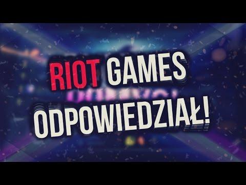 Riot Games odpowiedział!