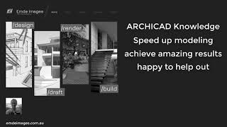 Intro ArchiCAD speed modeling