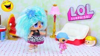 СМЕШНЫЕ Куклы ЛОЛ Сюрприз #39   Мультики LOL Surprise Dolls Видео для детей