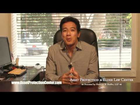 Importance of Timing in Asset Protection - Patrick Phancao; Esq. - Fraudulent Transfer