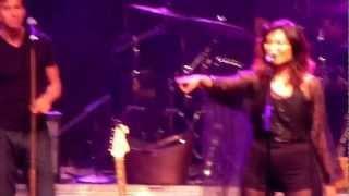 """""""Woman Up"""" -Charlene Kaye"""