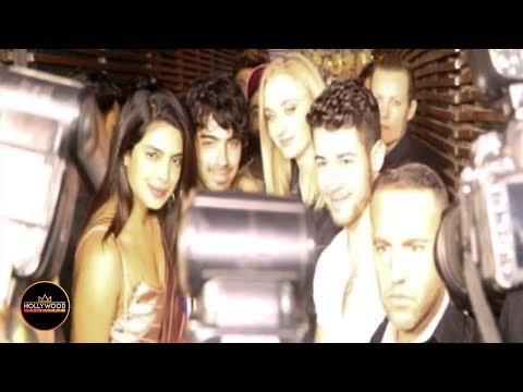 Priyanka Chopra and Nick Jonas Cause Wild Scene Outside Mumbai Restaurant As Wedding Nears