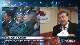 """""""Avrasya Gündemi"""" 10 ARALIK 2018"""