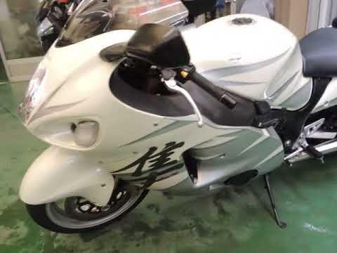 GSX1300R ハヤブサ (隼)/スズキ 1300cc 愛知県 東海オートトレーディング