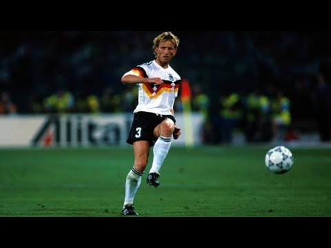 Why Andreas Brehme Is One Of The Greatest Full-backs Ever ● HD