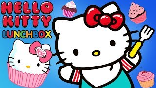 Hello Kitty Cooking Games - Bake Decorate, Paint Cupcakes, Candy Food Lunchbox Girls App