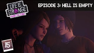 EPISODE 3 BEGINNING - Part 14 - LIFE IS STRANGE BEFORE THE STORM [BLIND] - EPISODE 2 - Let's Play