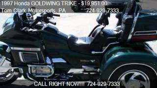 1997 Honda GOLDWING TRIKE  - for sale in Belle Vernon, PA 15