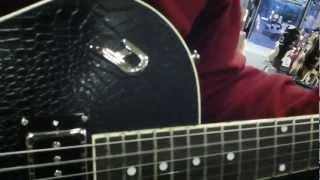Emma-Music : Test Guitare Duesenberg Outlaw