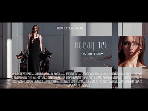 OCEAN JET — INTO THE STORM (OFFICIAL MUSIC VIDEO)