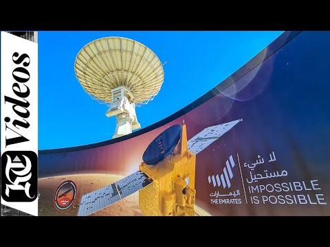 The Journey of UAE's Probe of Hope
