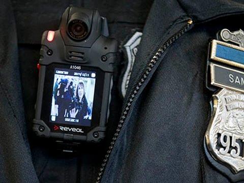 Police Body Camera Demonstration in Philadelphia
