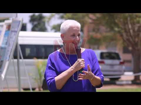 US Ambassador, Deborah Malac awarded for her efforts in fight against Ebola