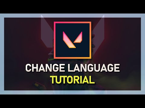 Valorant - How To Change In-Game Language