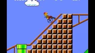 Khi Mario bị què