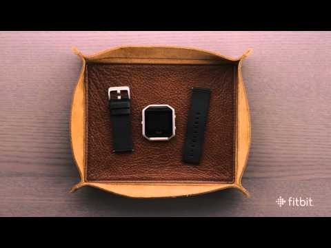 Fitbit Blaze Small Classic Accessory Band - Video Presentation