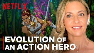 Sarah Michelle Gellar's Evolution as an Action Hero   Netflix Geeked