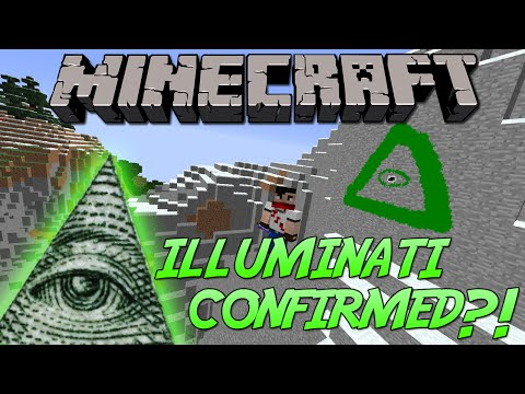 ILLUMINATI CONFIRMED?! | EPIC Paintbrush Mod! | Minecraft Mod Showcase!