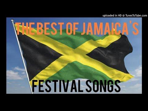 THE BEST OF JAMAICA'S FESTIVAL SONGS