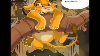 Né pětku né: Lví král parodie