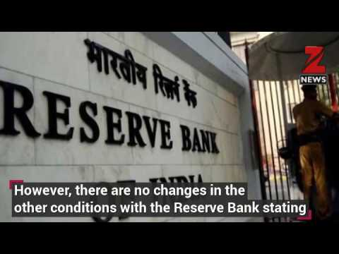 Cash withdrawal limit from ATM hiked to Rs 10,000 per day, current account limit raised to Rs 1...