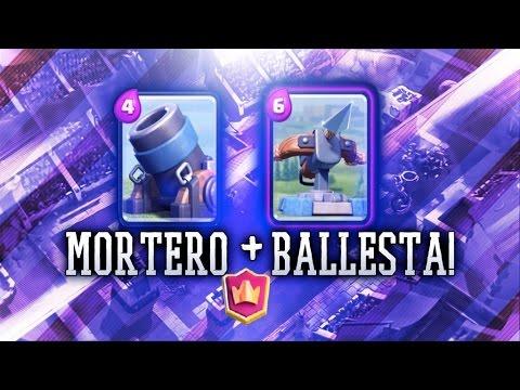 MORTERO Y BALLESTA en Campeones! | Repeticiones de Ladder #1