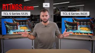 Video: TCL 5 Series S535 vs TCL 6 series R635 2020 – The Value Showdown