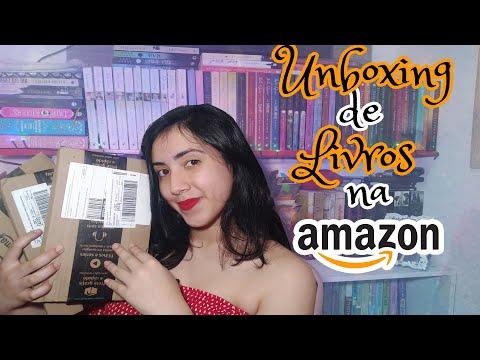 📦UNBOXING📦 |💸 Livros em Promoção na Amazon 💸| Leticia Ferfer | Livro Livro Meu