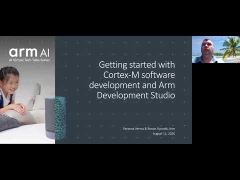 Getting started with Arm Cortex-M software development and Arm Development Studio