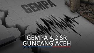 Gempa 4,2 Skala Richter Guncang Aceh