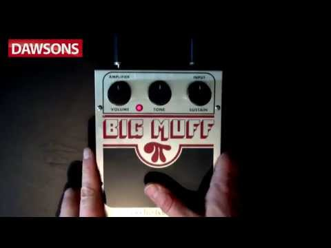 electro harmonix big muff nyc guitar effects pedal dawsons music. Black Bedroom Furniture Sets. Home Design Ideas