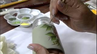 Reciclagem de vidro com Mamiko Yamashita Barletta
