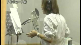 つんく♂仮歌レコーディング