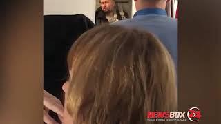 Пассажир рейса Москва Владивосток устроил дебош на борту такой, что его пришлось связать