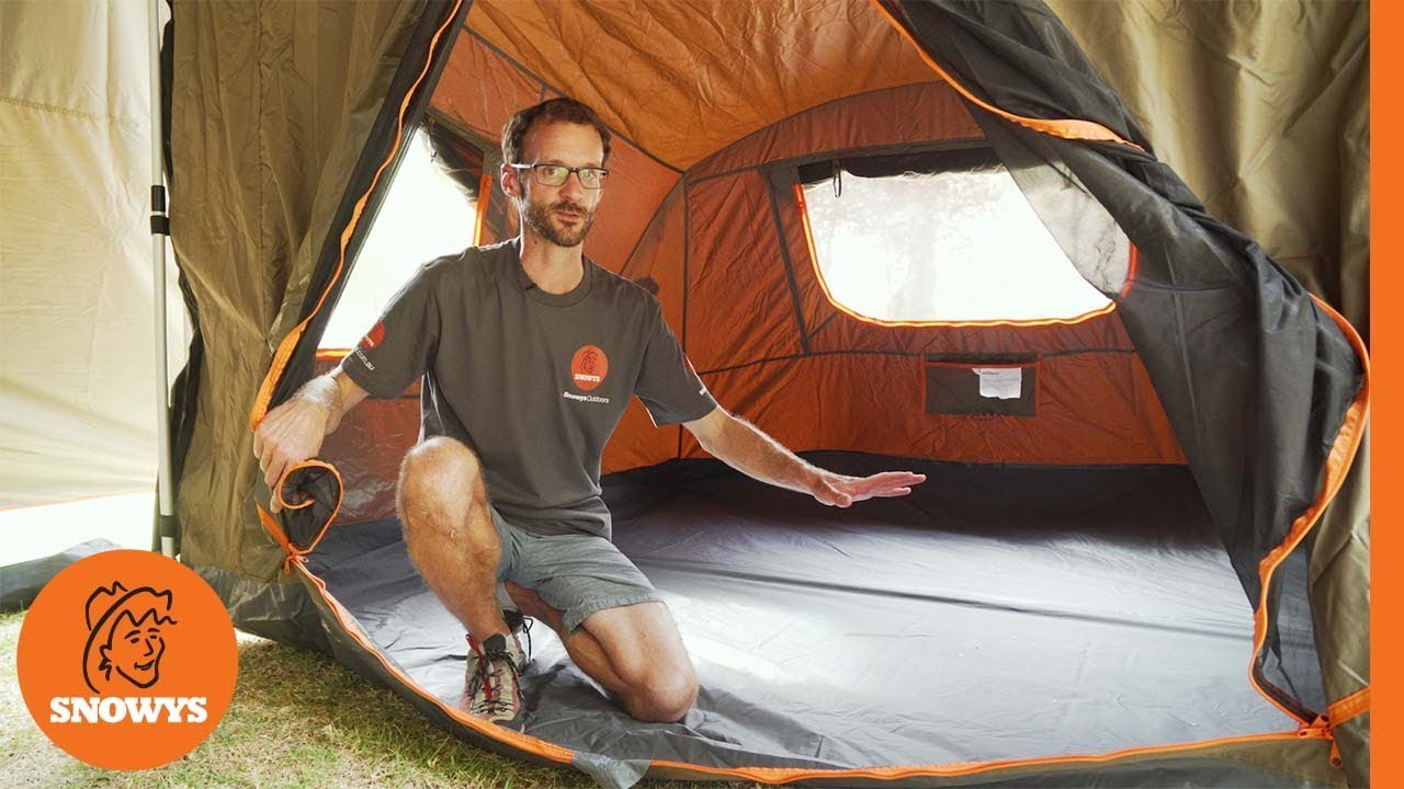 Foxwing 2.5 Tagalong Tent